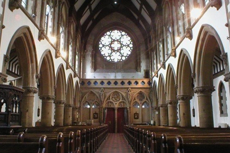 St Michael and All Angels, Exeter, England