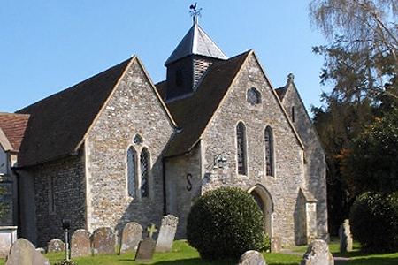 St Peter and St Mary, Fishbourne, West Sussex, England