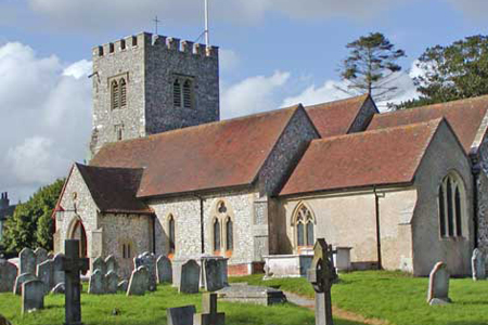 St Mary's, Funtington, West Sussex, England
