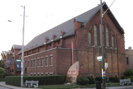 St John the Evangelist, Hamilton, Ontario, Canada