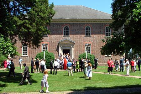 Pohick Church, Lorton, Virginia, USA