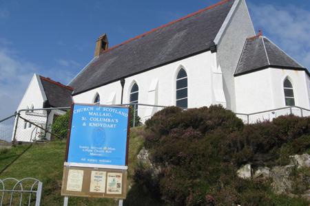 Mallaig Church, Parish of North West Lochaber, Scotland
