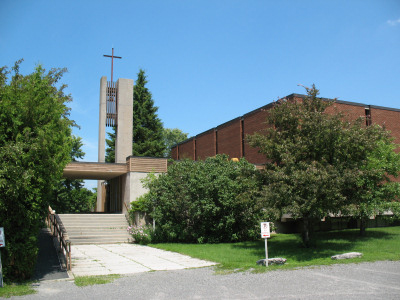 St Michael and All Angels, Ottawa, Ontario, Canada