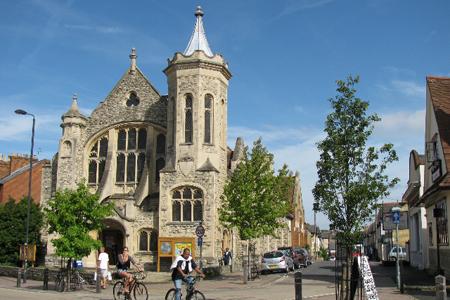 Cowley Road Methodist, Oxford, England