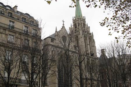 American Church in Paris, Paris, France
