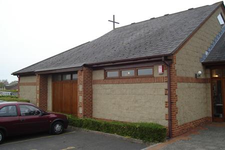 St Joseph's, Peasedown St John, Somerset, England