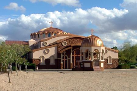 Assumption, Scottsdale, Arizona, USA