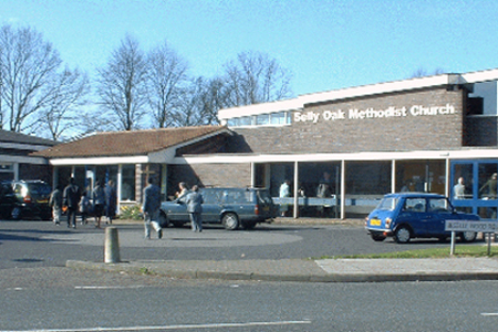 Selly Oak Methodist, Birmingham, England
