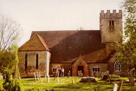 St Mary our Lady, Sidlesham, West Sussex, England