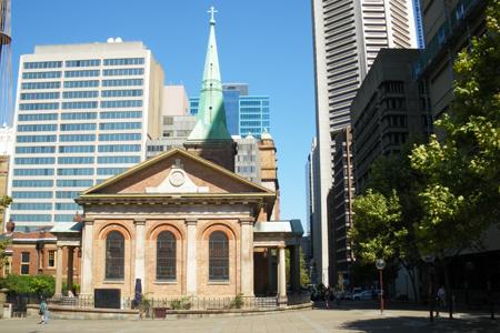 St James King Street, Sydney, New South Wales, Australia