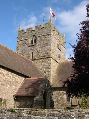 Holy Trinity, Wistanstow, Shropshire, England