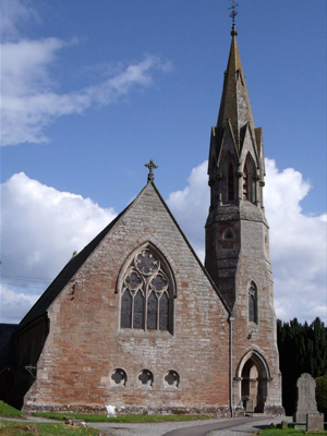 Avoch Parish Church, Avoch, Scotland