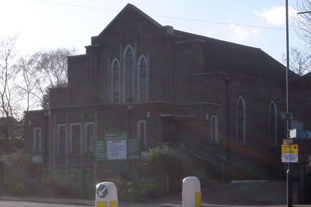 Barnehurst Methodist, Barnehurst, Kent, England