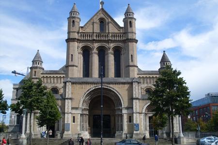 Belfast Cathedral, Belfast, Northern Ireland