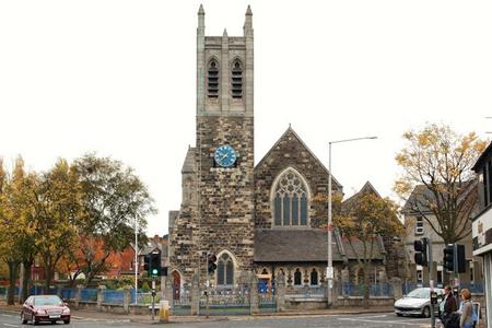 St Donard's, Belfast, Northern Ireland