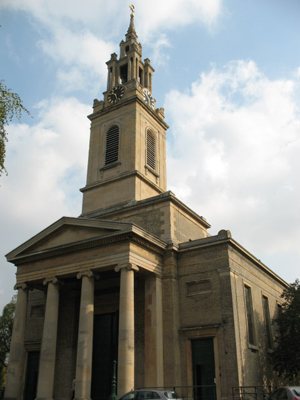 St James, Bermondsey, London