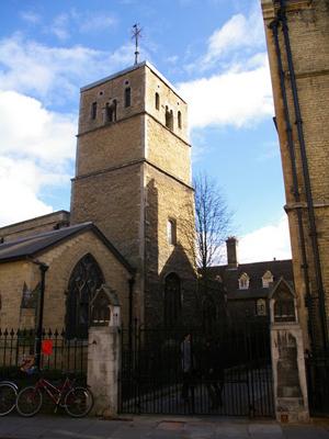 St Bene't's, Cambridge, England