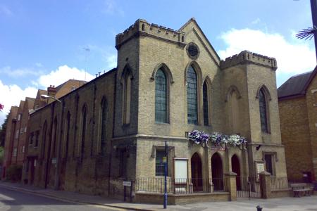 Spital Street Methodist, Dartford, Kent, England