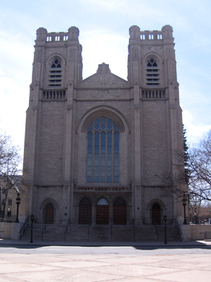 St John's Cathedral, Denver, Colorado, USA