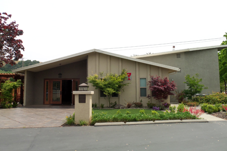 First Christian and Niles Congregational, Fremont, California, USA