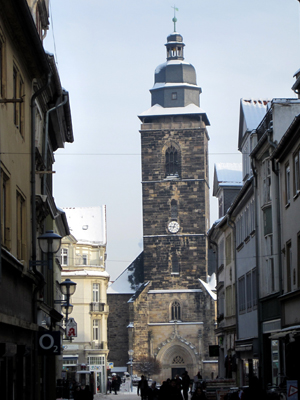 Margarethenkirche, Gotha, Germany