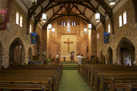 St Alban's Cathedral, Griffith, New South Wales, Australia