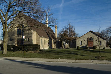 Grace Evangelical Lutheran, Hamilton, Ontario, Canada