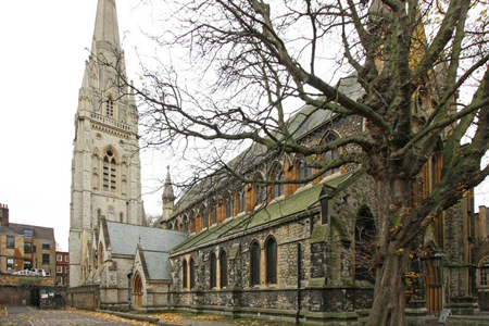 St Mary Abbots, Kensington, London