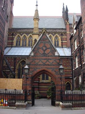 All Saints Margaret Street, London