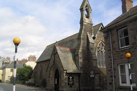 All Saints, Marazion, Cornwall, England