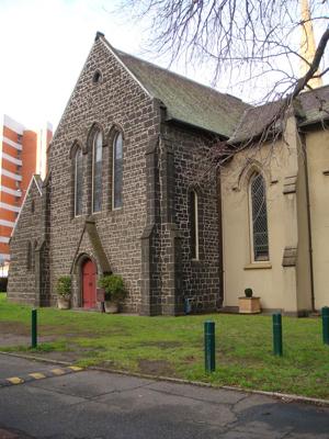 St Peter's, Eastern Hill, Melbourne, Australia