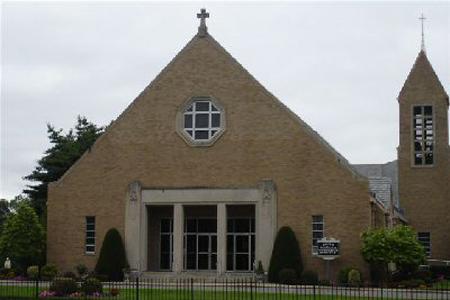 St Elizabeth's, Milton, Massachusetts, USA