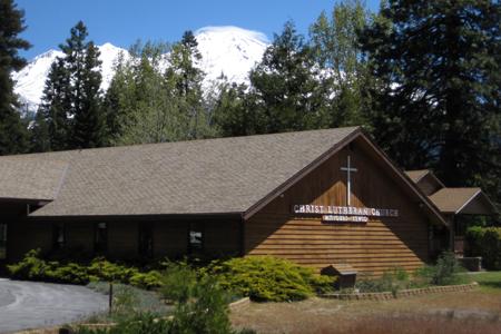 Christ Lutheran, Mount Shasta, California, USA