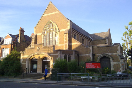 Muswell Hill United Reformed, London