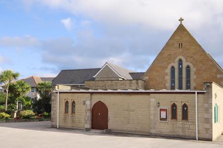 Most Holy Trinity, Newquay, Cornwall, England