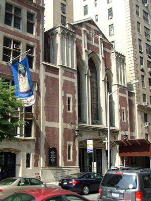 Rutgers Presbyterian, New York City