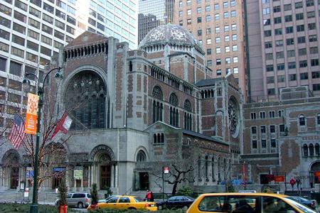 St Bartholomew's, New York City