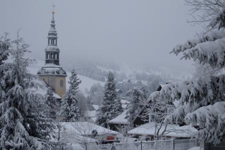 Hoffnungskirche, Oberweißbach, Germany