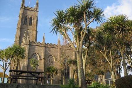 St Mary's, Penzance, Cornwall