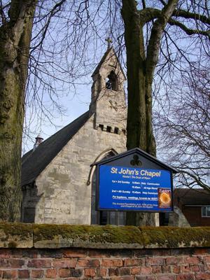 St John the Baptist, Ripon, North Yorkshire, England