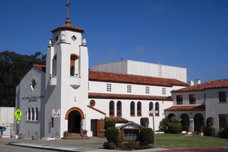 West Portal Lutheran, San Francisco, California, USA