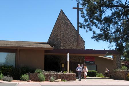 Church of the Red Rocks, Sedona, Arizona, USA