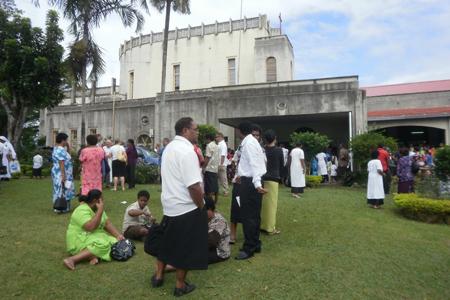 Holy Trinity Cathedral, Suva, Fiji Islands
