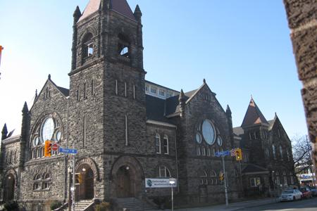 Trinity-St Paul's, Toronto, Ontario, Canada