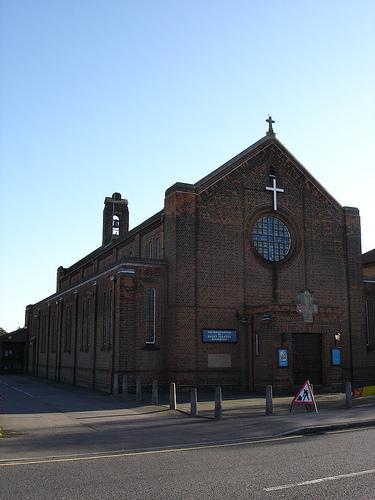 St Martin's, Barnehurst