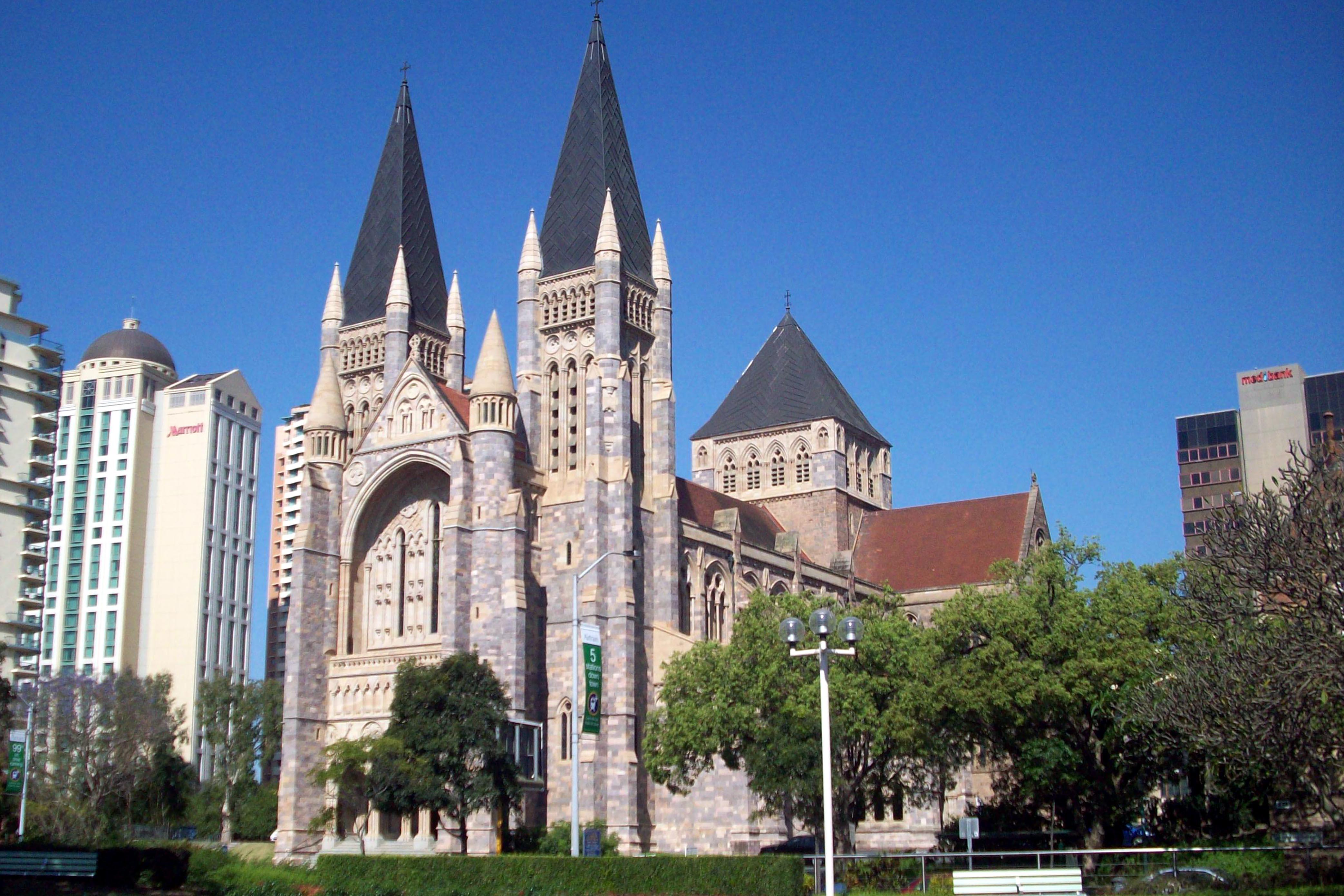 St John Cathedral Brisbane