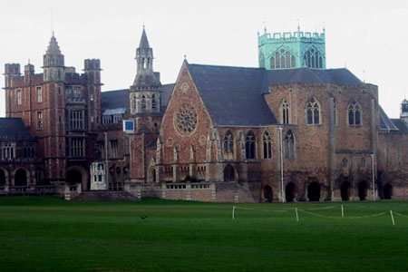 Clifton College Chapel, Bristol