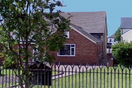 Cornwall Street Baptist, Cardiff
