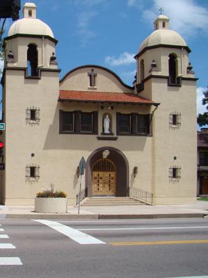 Sacred Heart Colorado Springs