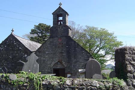 St Catherine Criccieth